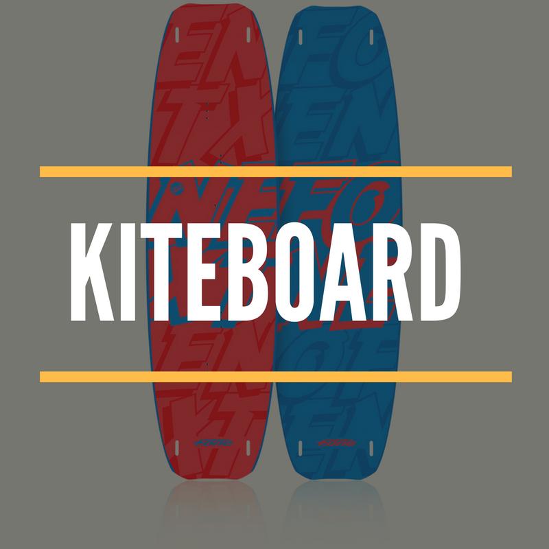 Køb kiteboard