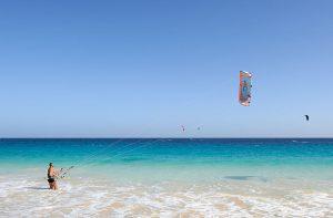 kitesurfing begyndersæt